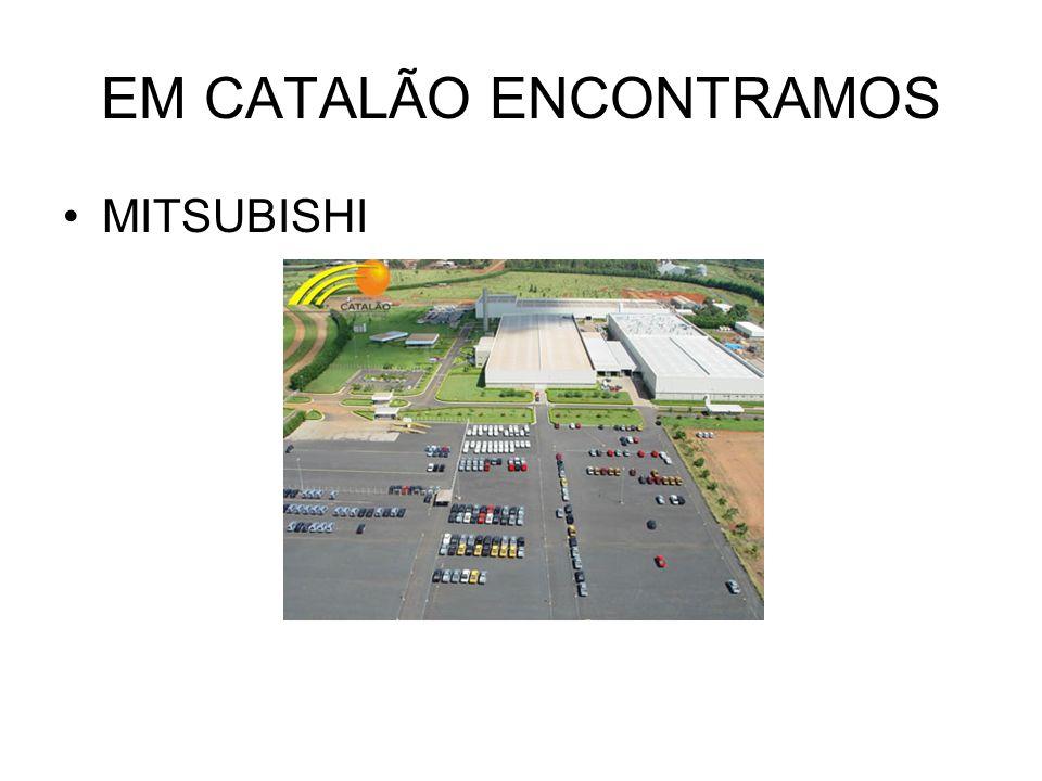 EM CATALÃO ENCONTRAMOS