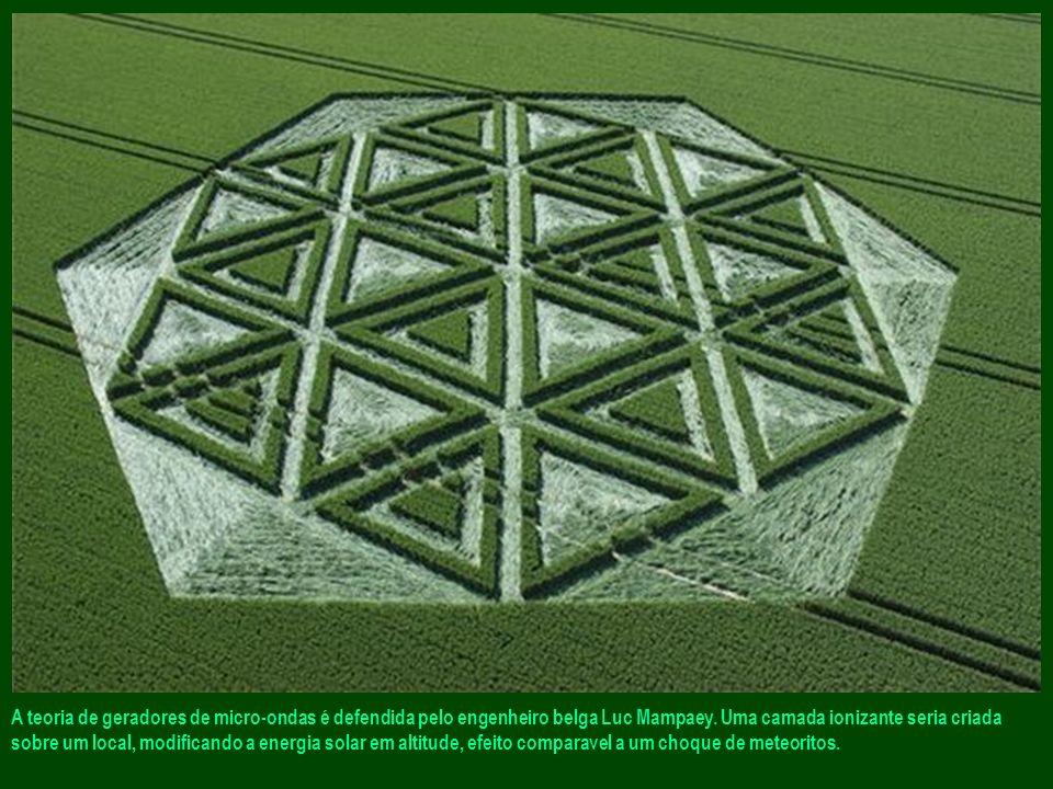 A teoria de geradores de micro-ondas é defendida pelo engenheiro belga Luc Mampaey.