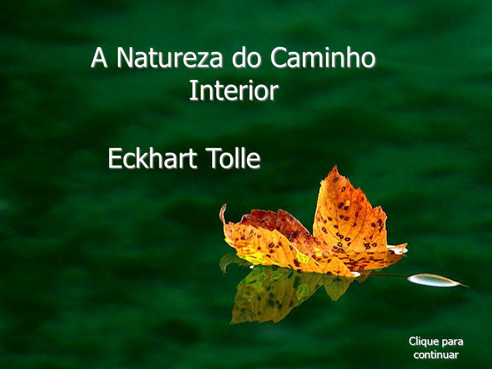 A Natureza do Caminho Interior