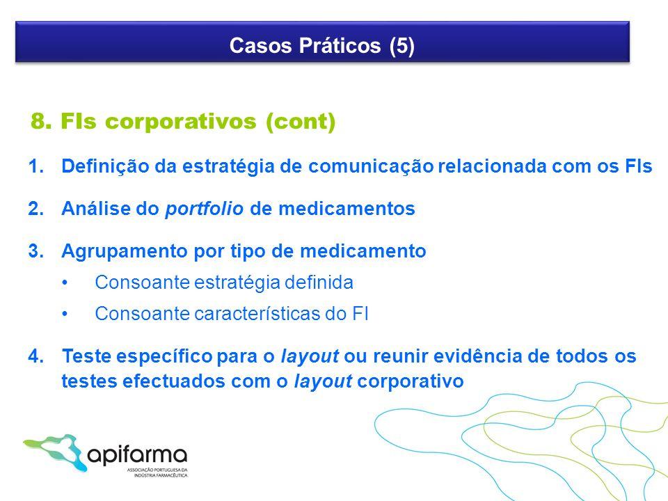 8. FIs corporativos (cont)