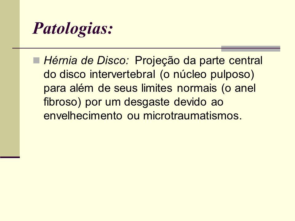 Patologias: