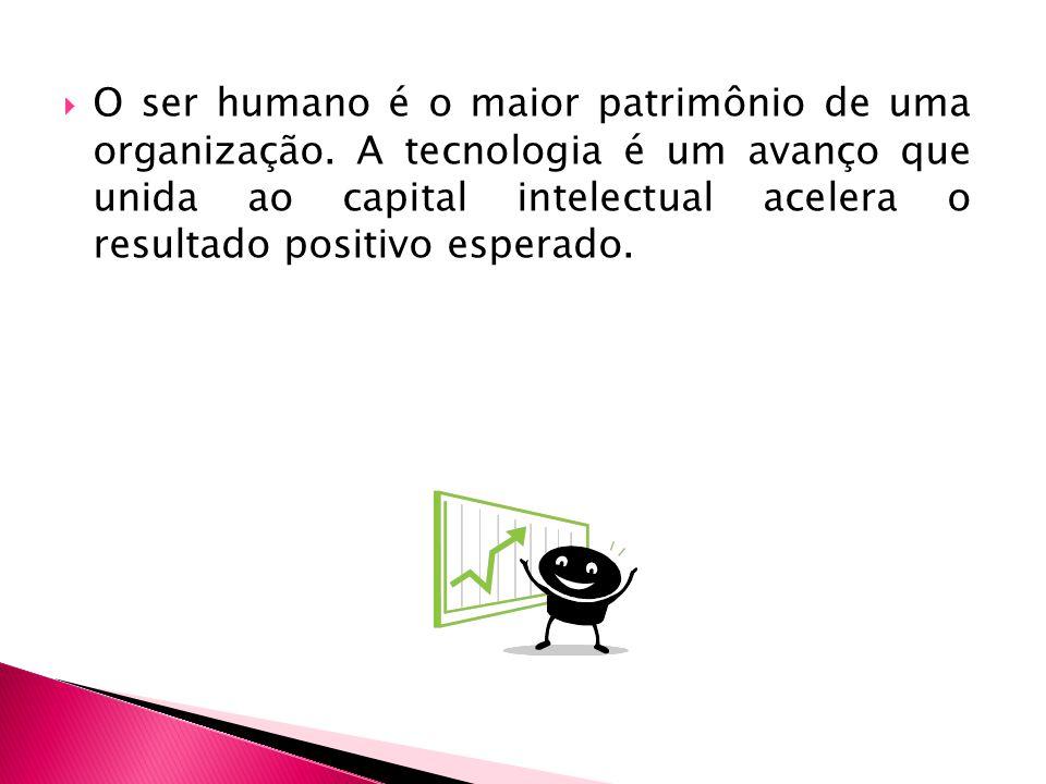 O ser humano é o maior patrimônio de uma organização