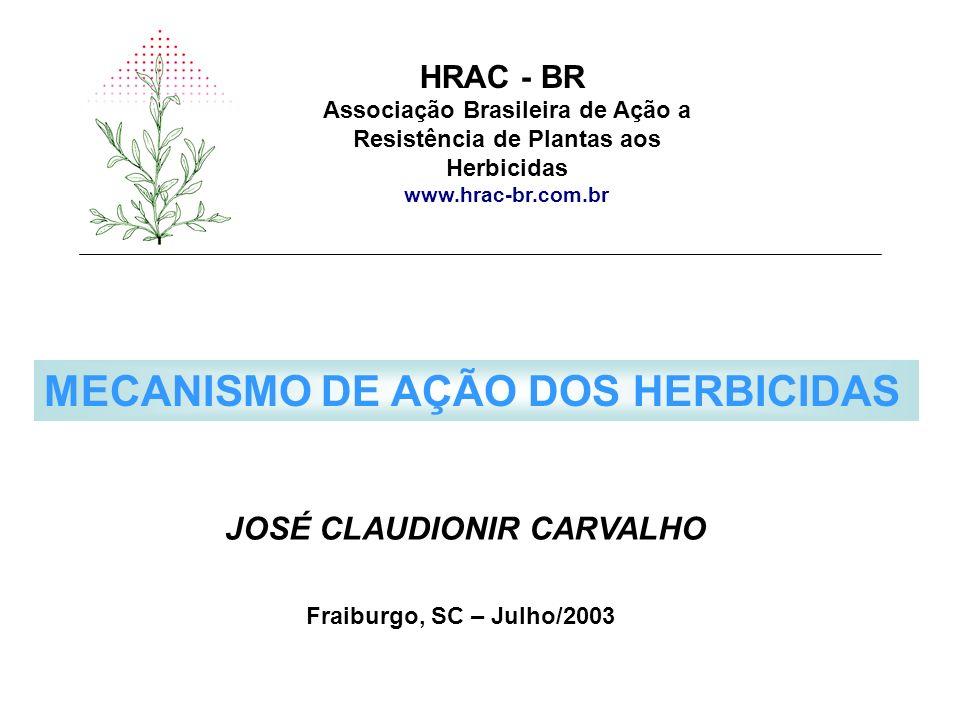 Associação Brasileira de Ação a Resistência de Plantas aos Herbicidas