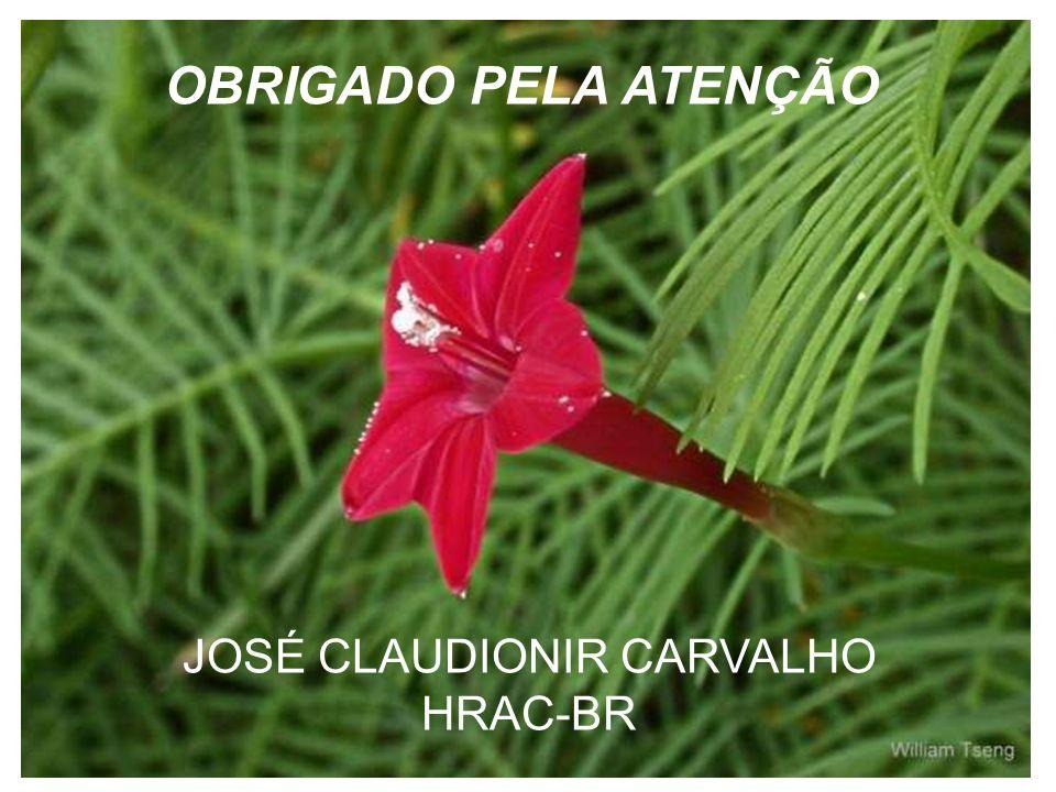 JOSÉ CLAUDIONIR CARVALHO