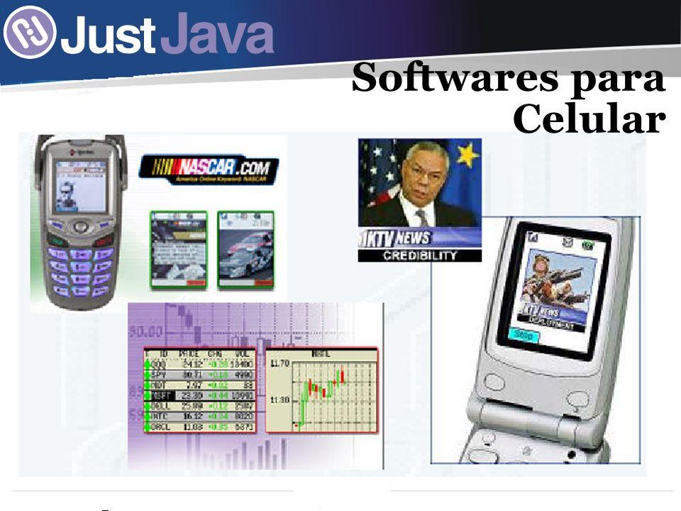 Softwares para Celular