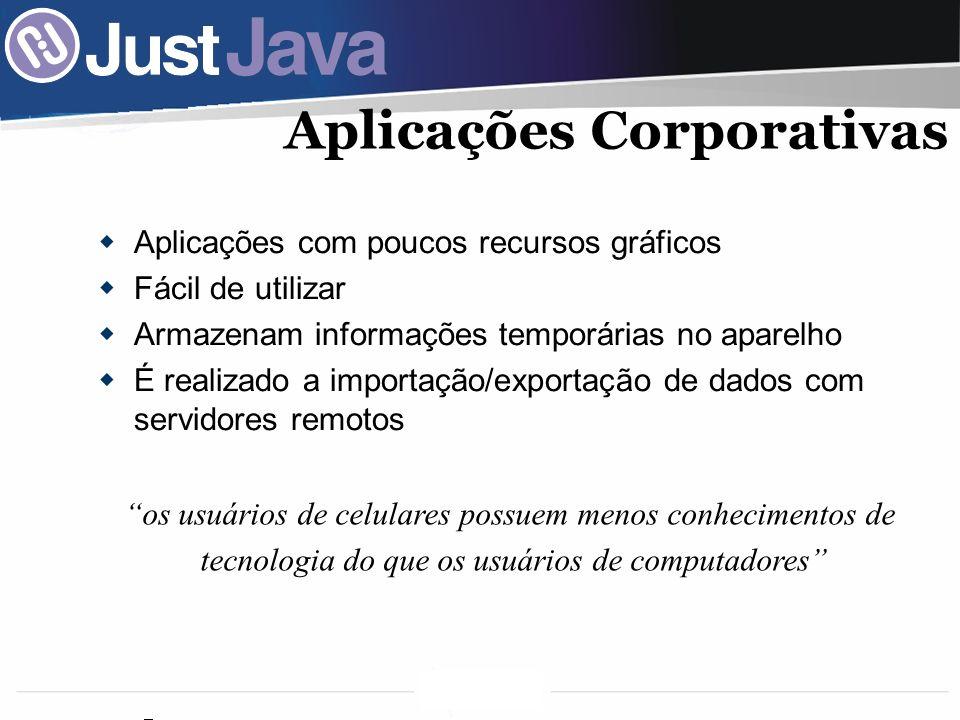 Aplicações Corporativas