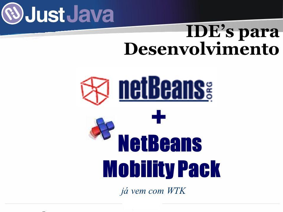 IDE's para Desenvolvimento