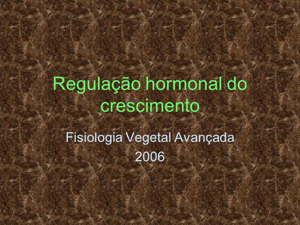 Regulação hormonal do crescimento