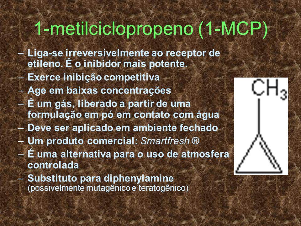 1-metilciclopropeno (1-MCP)
