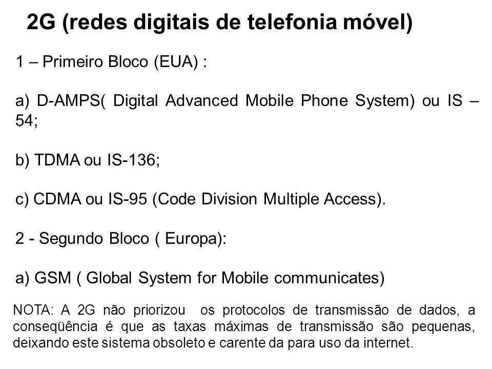 2G (redes digitais de telefonia móvel)