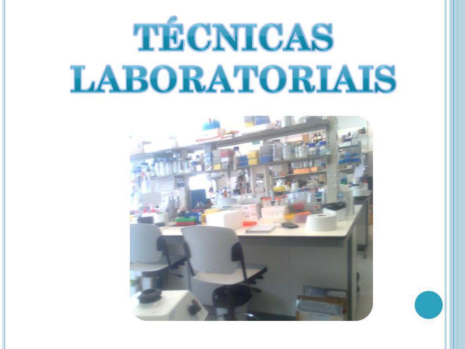 Técnicas Laboratoriais