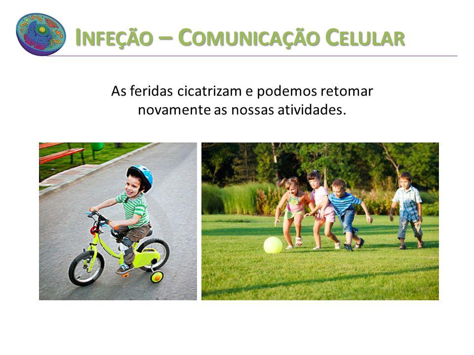 Infeção – Comunicação Celular