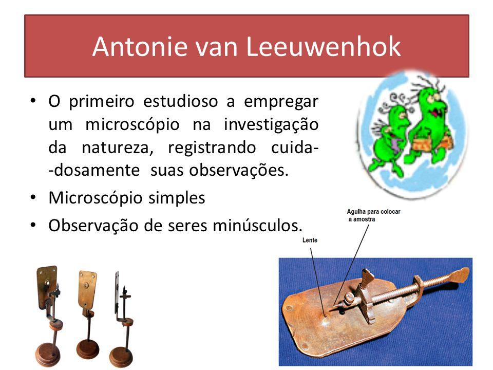 Antonie van Leeuwenhok