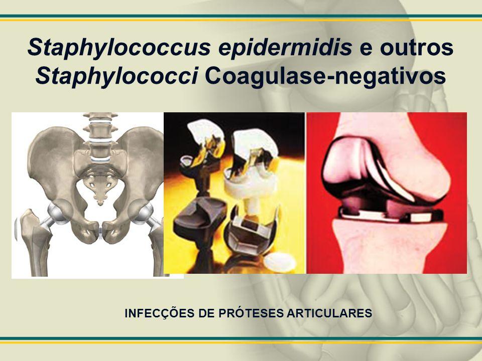 Staphylococcus epidermidis e outros Staphylococci Coagulase-negativos