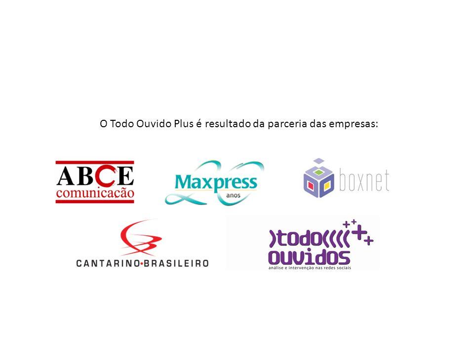 O Todo Ouvido Plus é resultado da parceria das empresas: