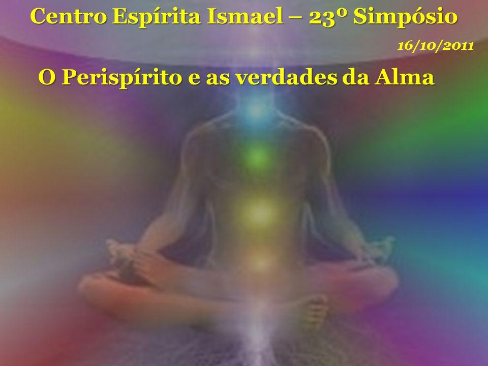 Centro Espírita Ismael – 23º Simpósio