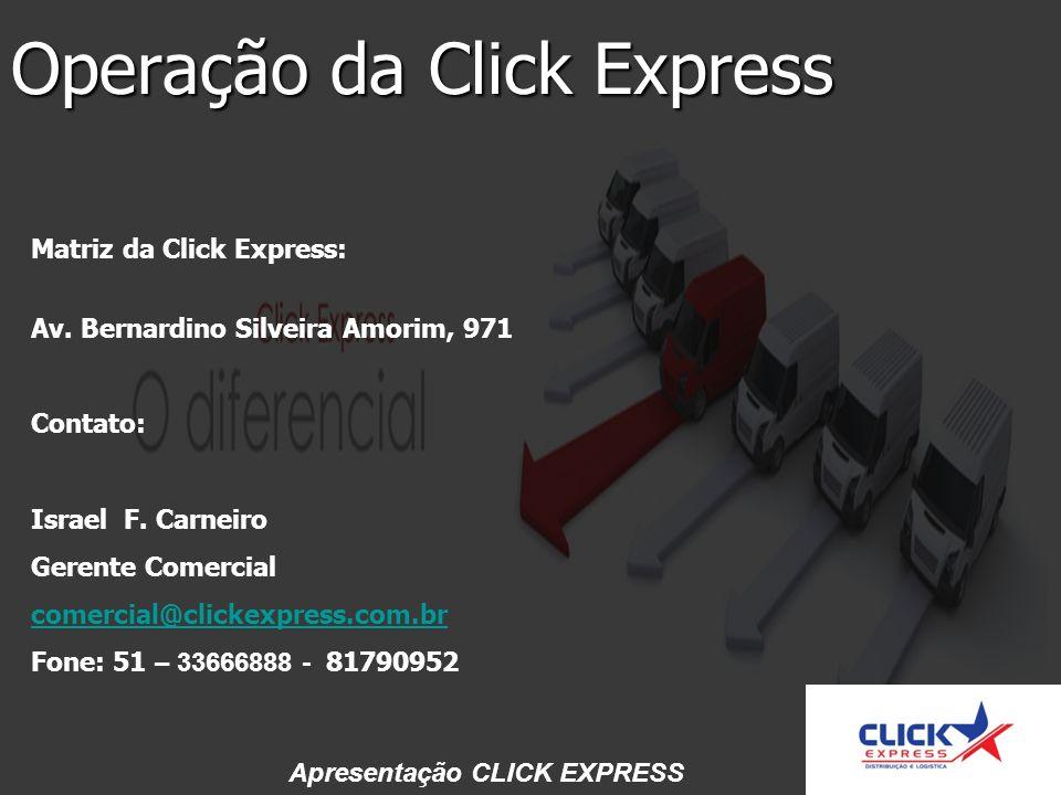 Apresentação CLICK EXPRESS