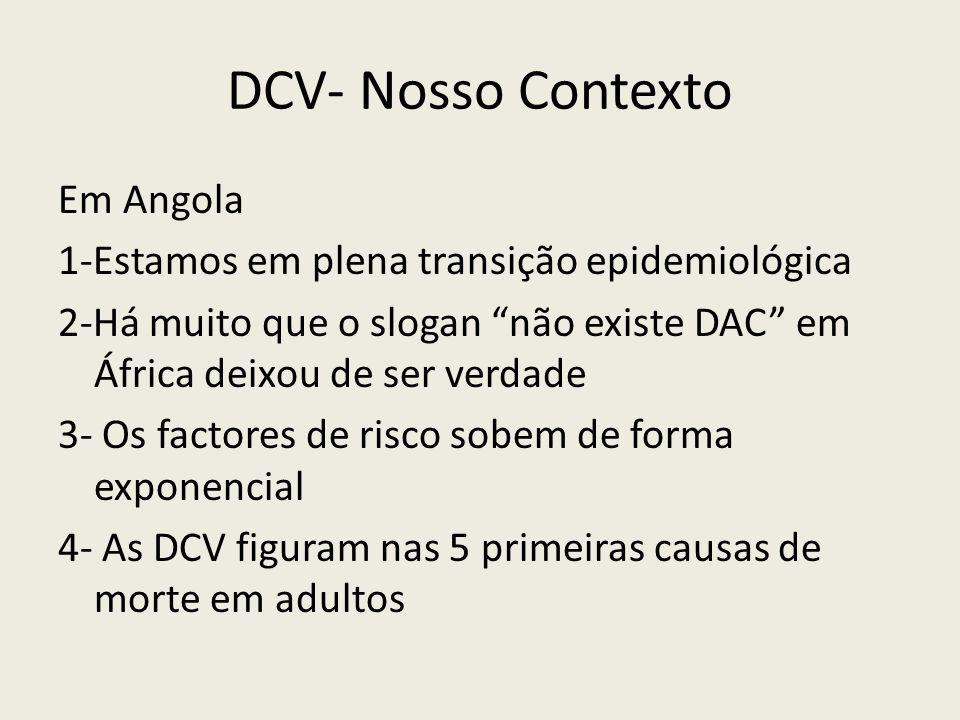 DCV- Nosso Contexto