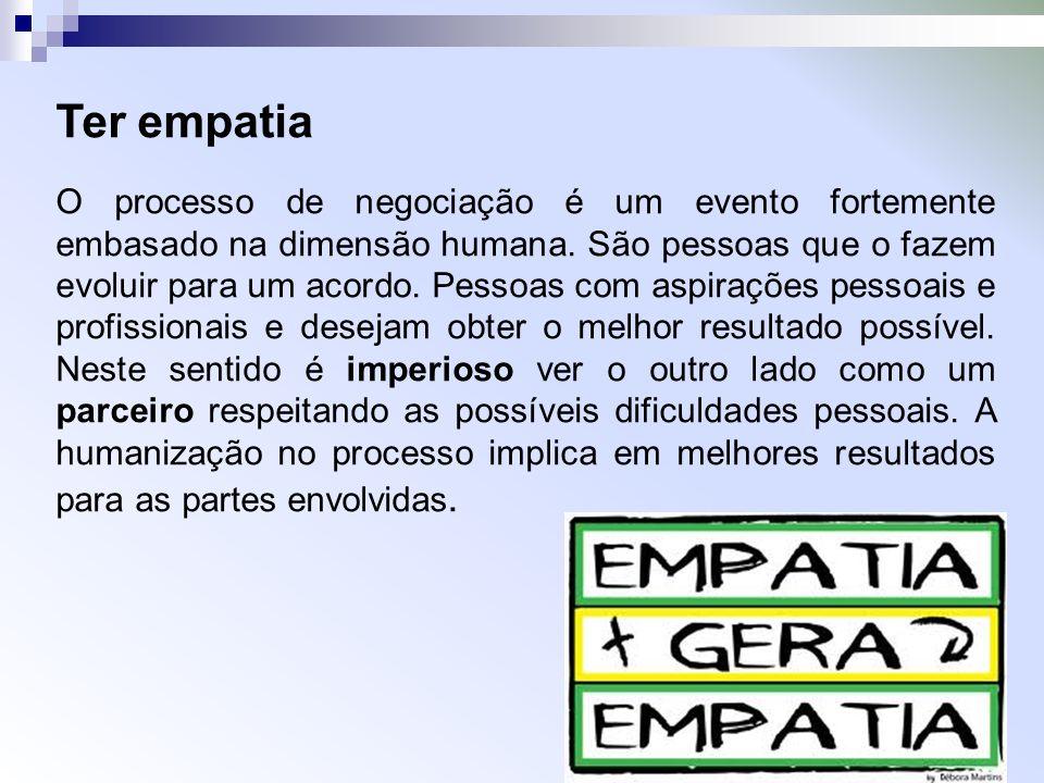 Ter empatia