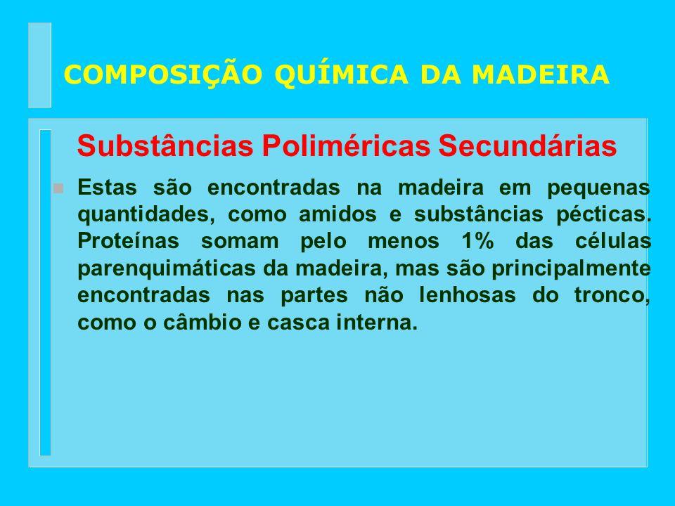Substâncias Poliméricas Secundárias