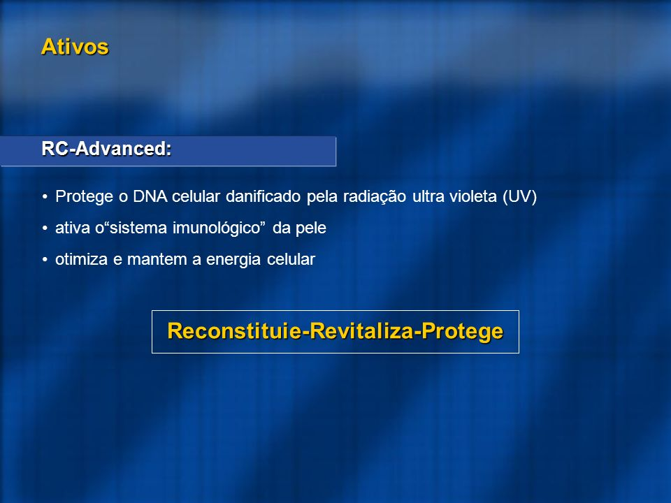 Reconstituie-Revitaliza-Protege