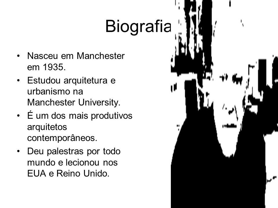 Biografia Nasceu em Manchester em 1935.