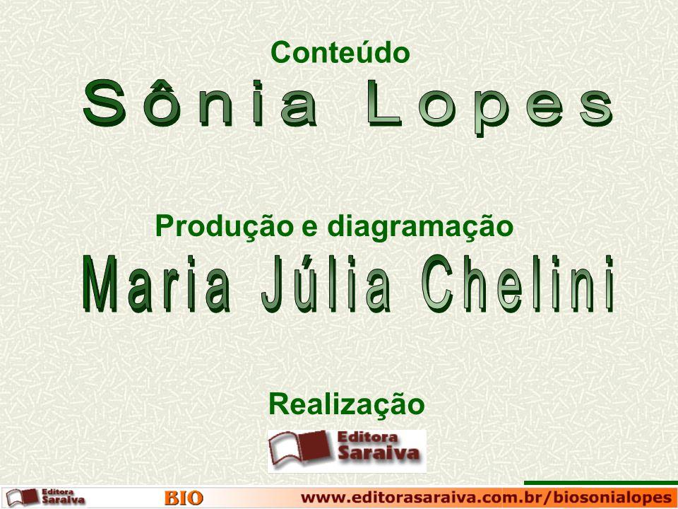 Sônia Lopes Maria Júlia Chelini Conteúdo Produção e diagramação