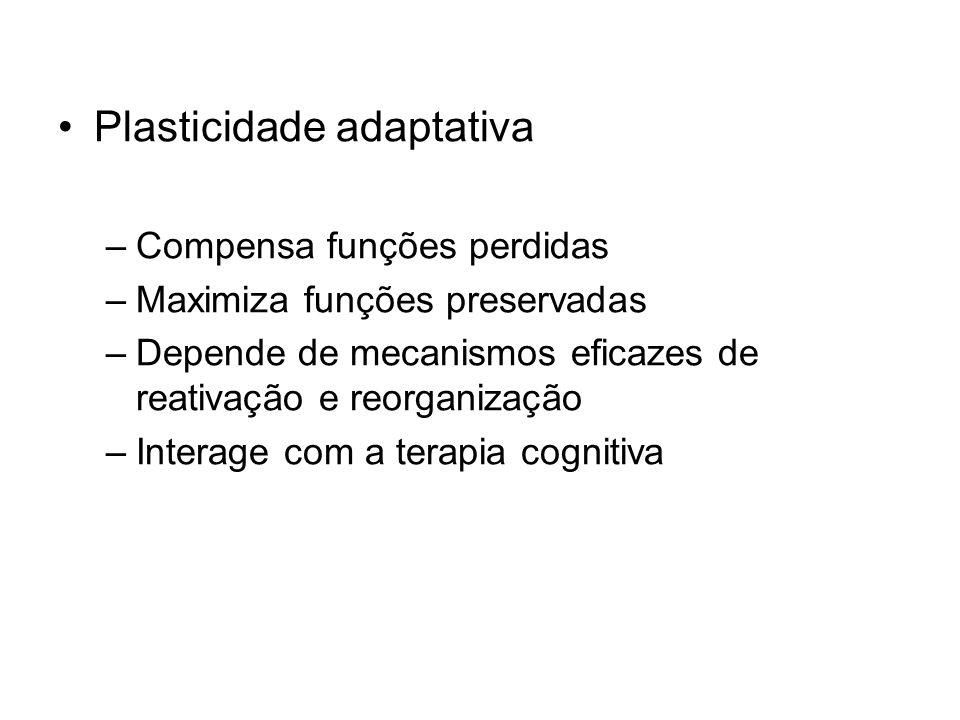 Plasticidade adaptativa