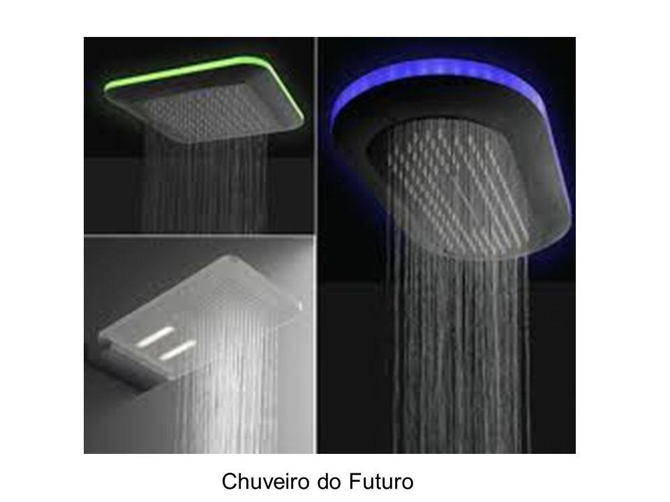 Chuveiro do Futuro