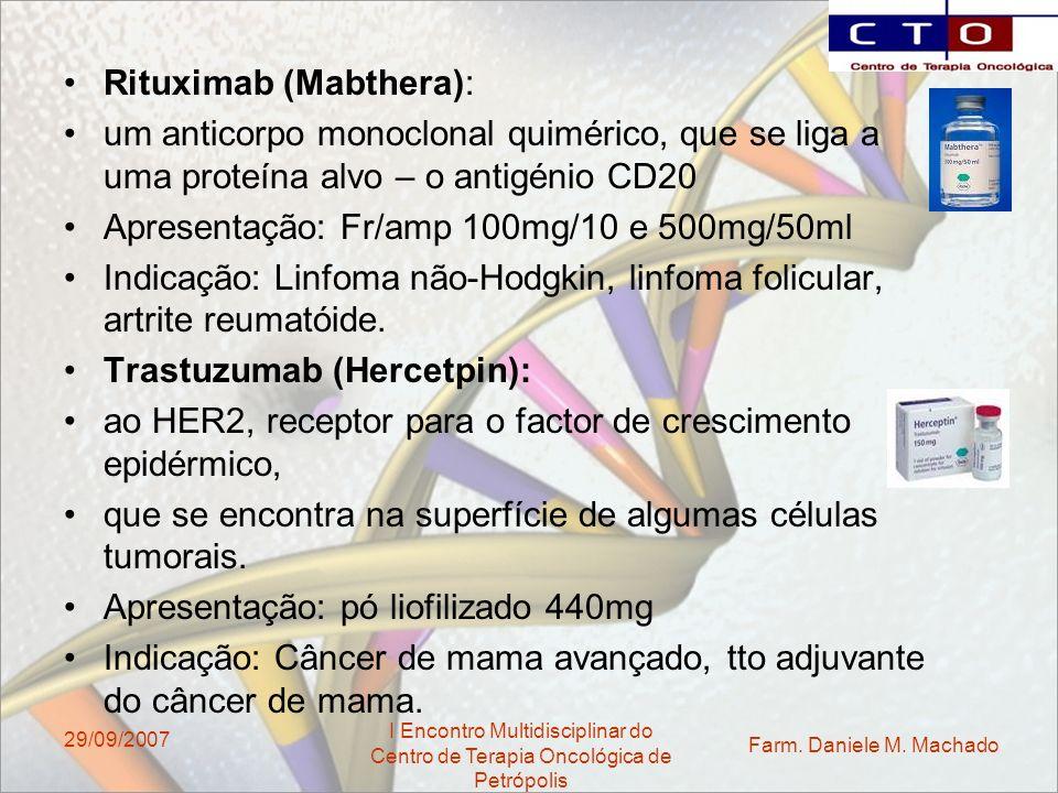 Rituximab (Mabthera):