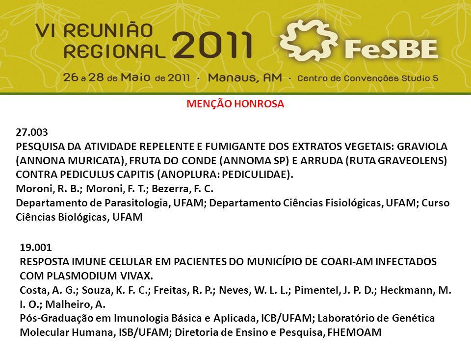 MENÇÃO HONROSA 27.003.