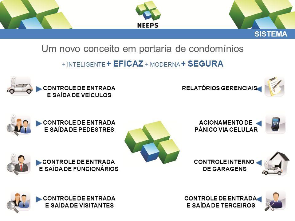 E SAÍDA DE FUNCIONÁRIOS
