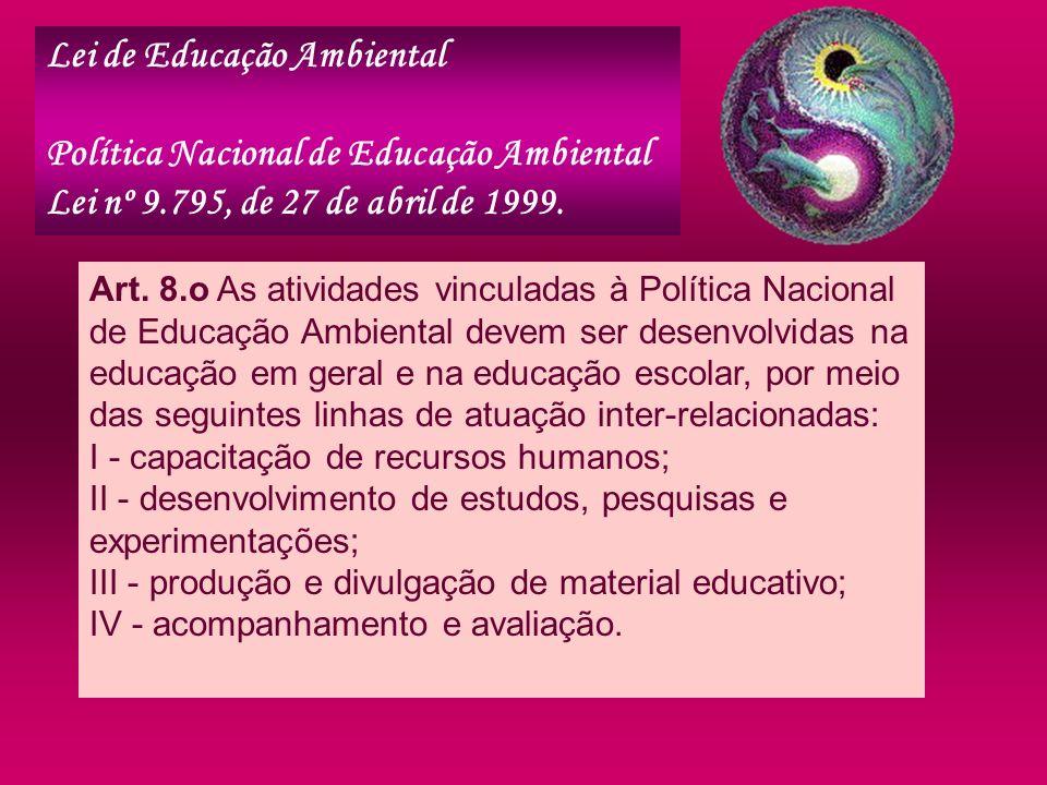 Lei de Educação Ambiental