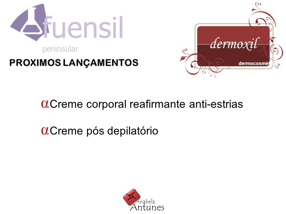 dermoxil fuensil Creme corporal reafirmante anti-estrias