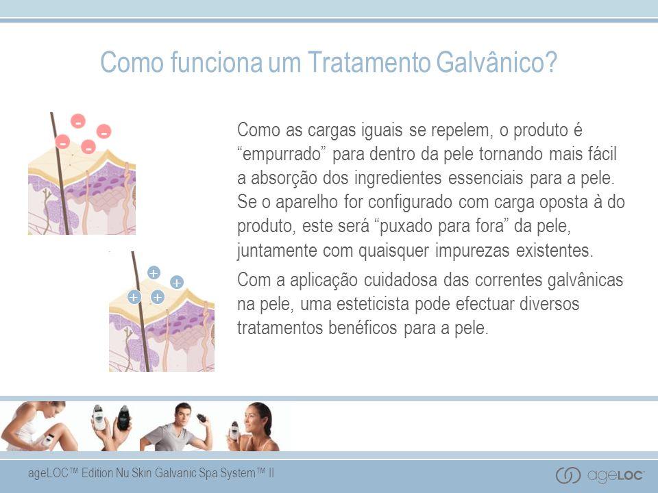 Como funciona um Tratamento Galvânico