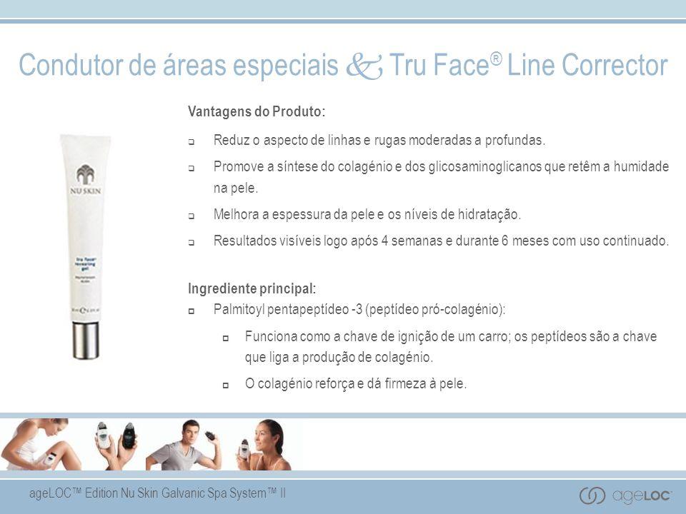 Condutor de áreas especiais  Tru Face® Line Corrector