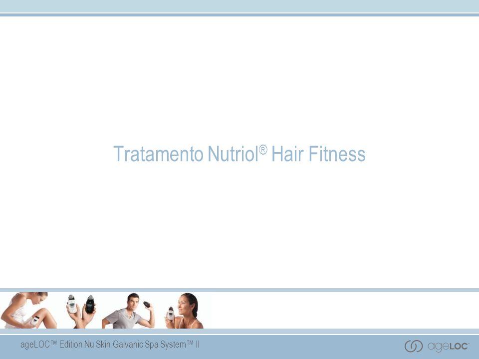 Tratamento Nutriol® Hair Fitness