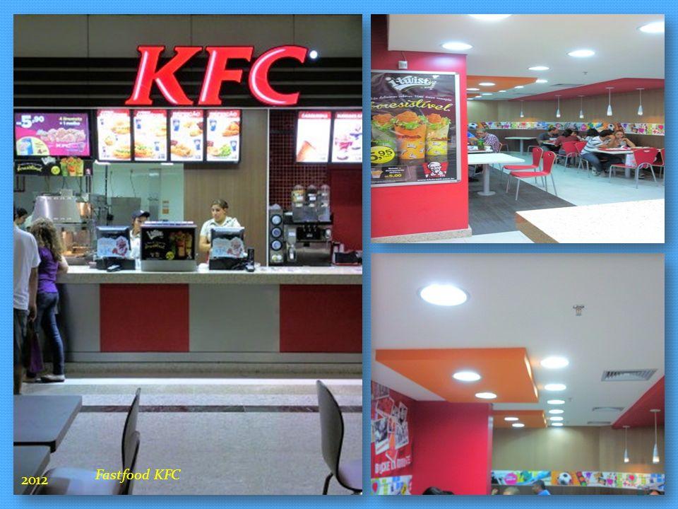 Fastfood KFC 2012
