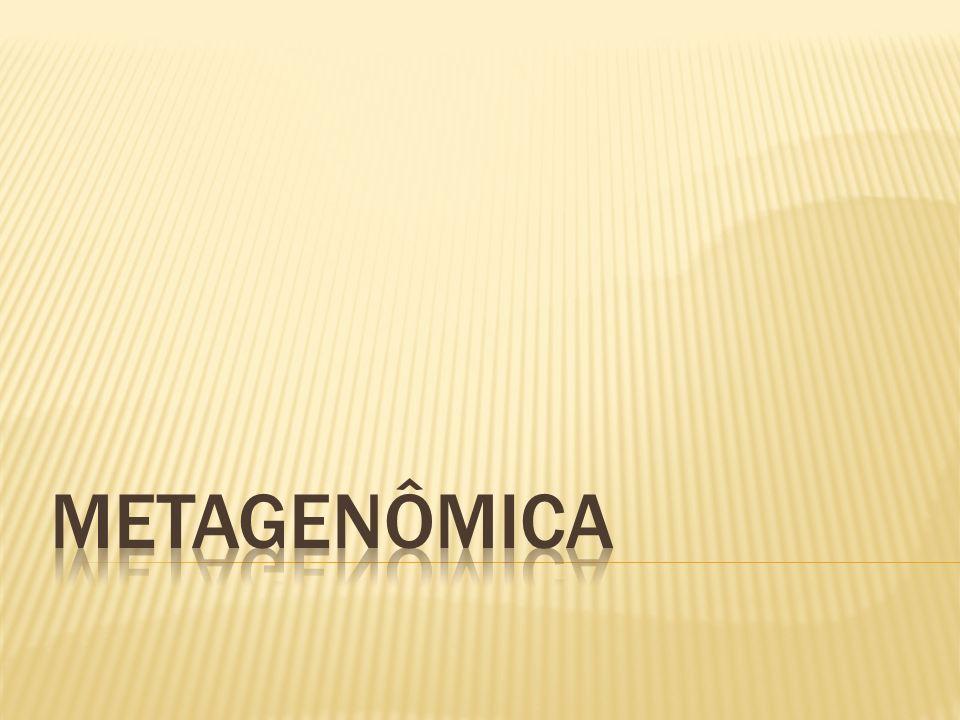 Metagenômica