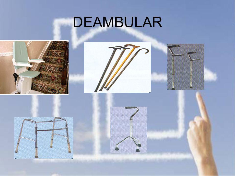 DEAMBULAR
