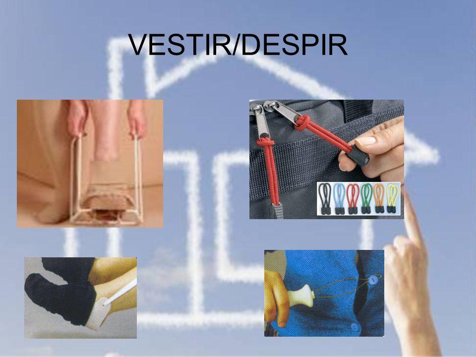 VESTIR/DESPIR