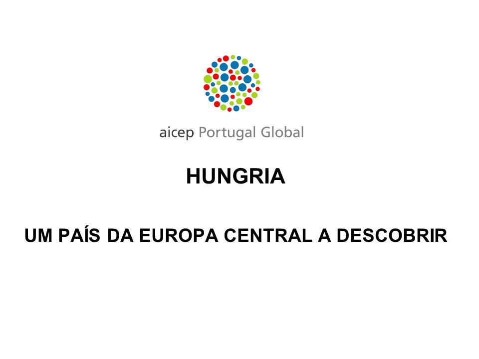 HUNGRIA UM PAÍS DA EUROPA CENTRAL A DESCOBRIR
