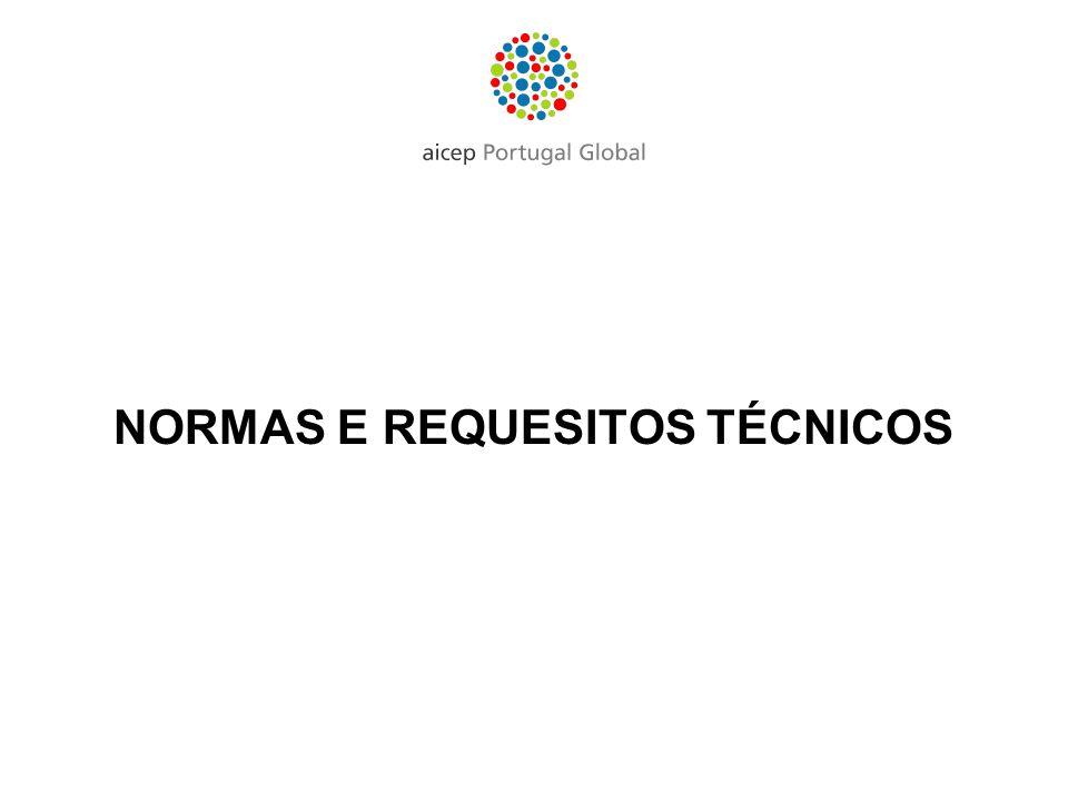 NORMAS E REQUESITOS TÉCNICOS