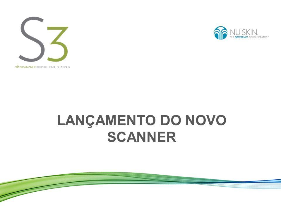 LANÇAMENTO DO NOVO Scanner