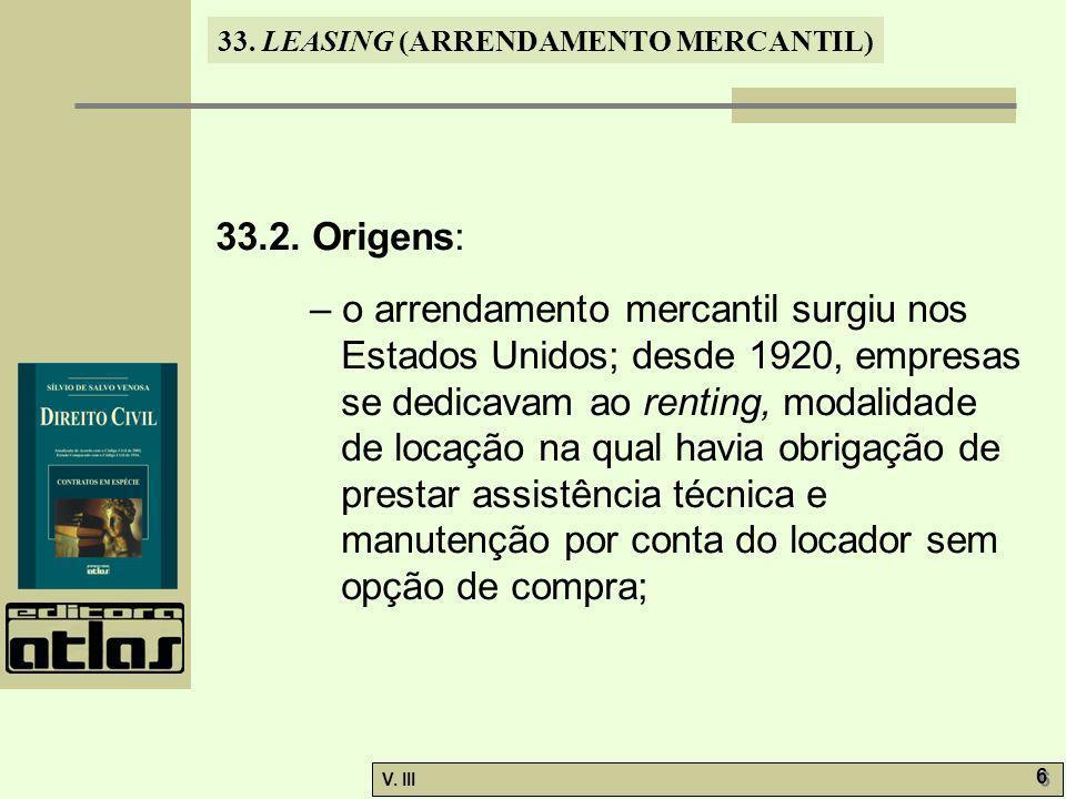 33.2. Origens: