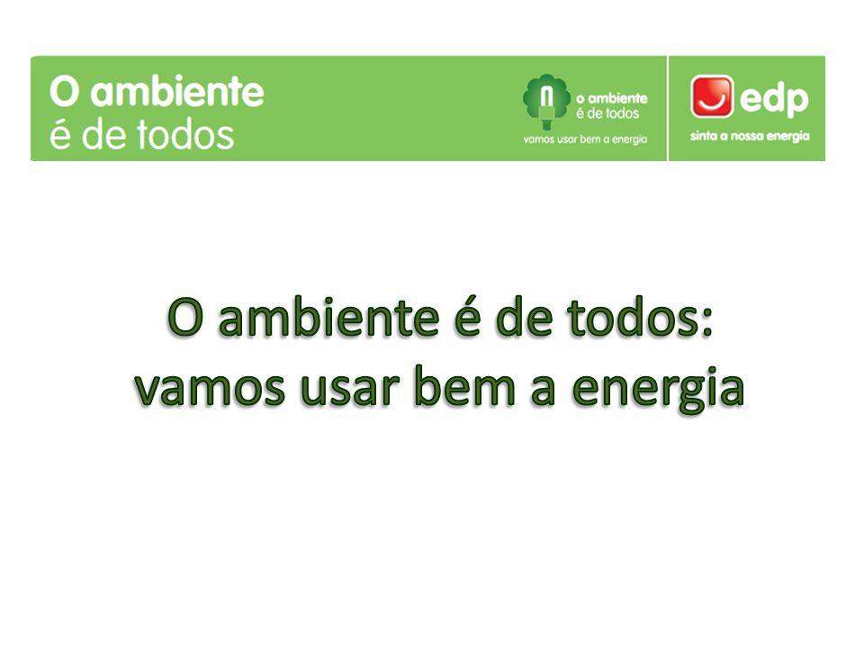 vamos usar bem a energia