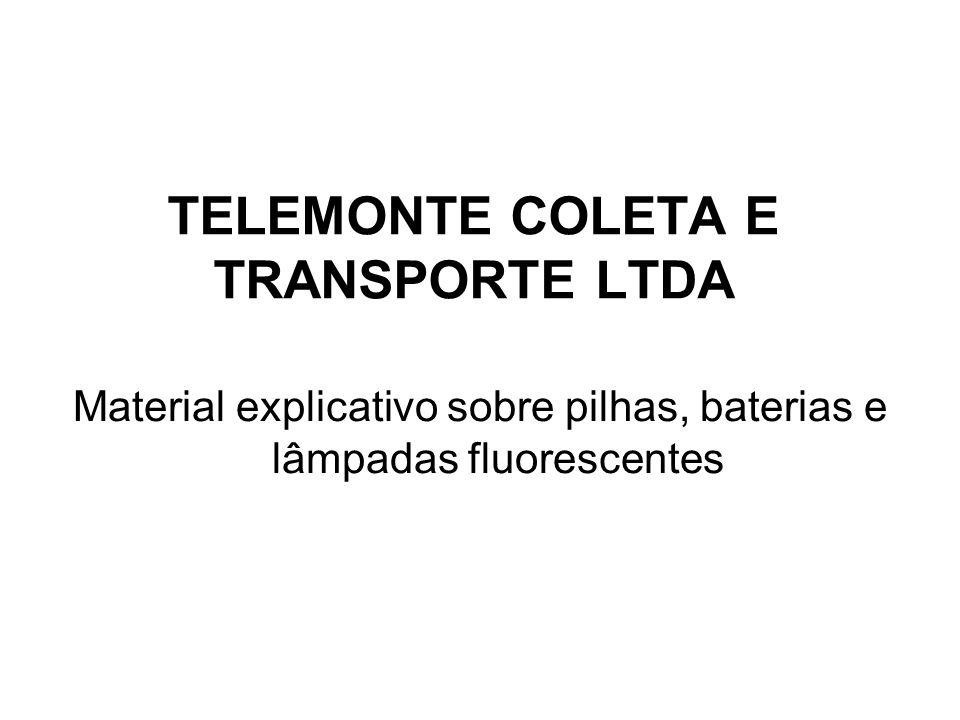 TELEMONTE COLETA E TRANSPORTE LTDA