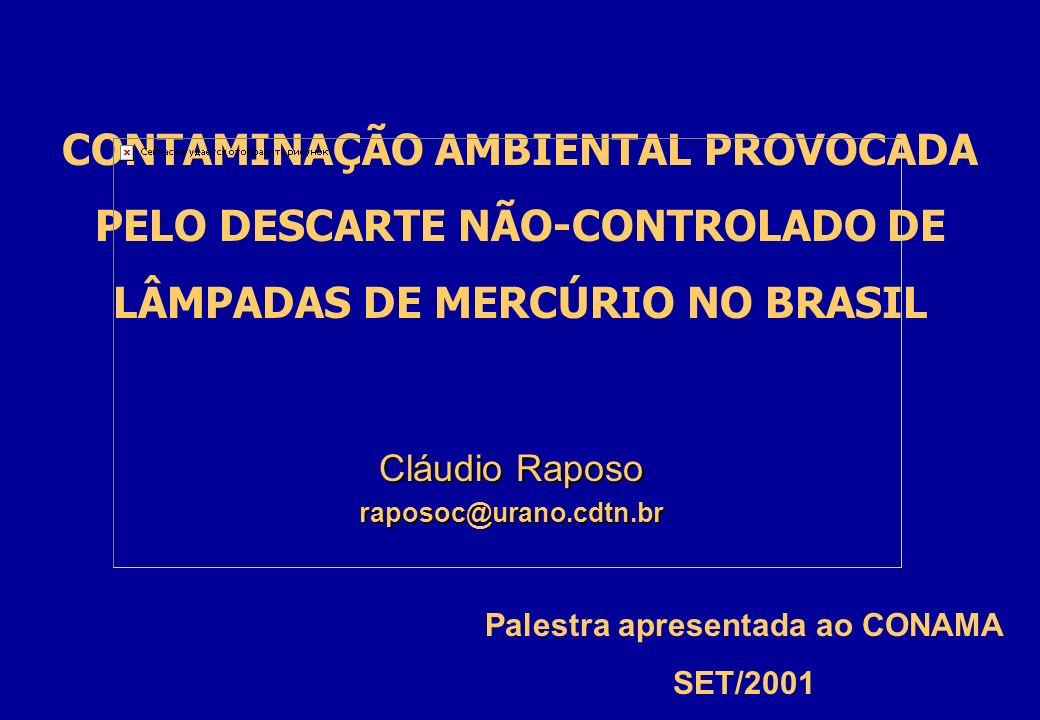 Cláudio Raposo raposoc@urano.cdtn.br