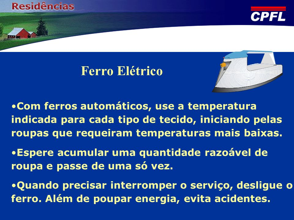Ferro Elétrico