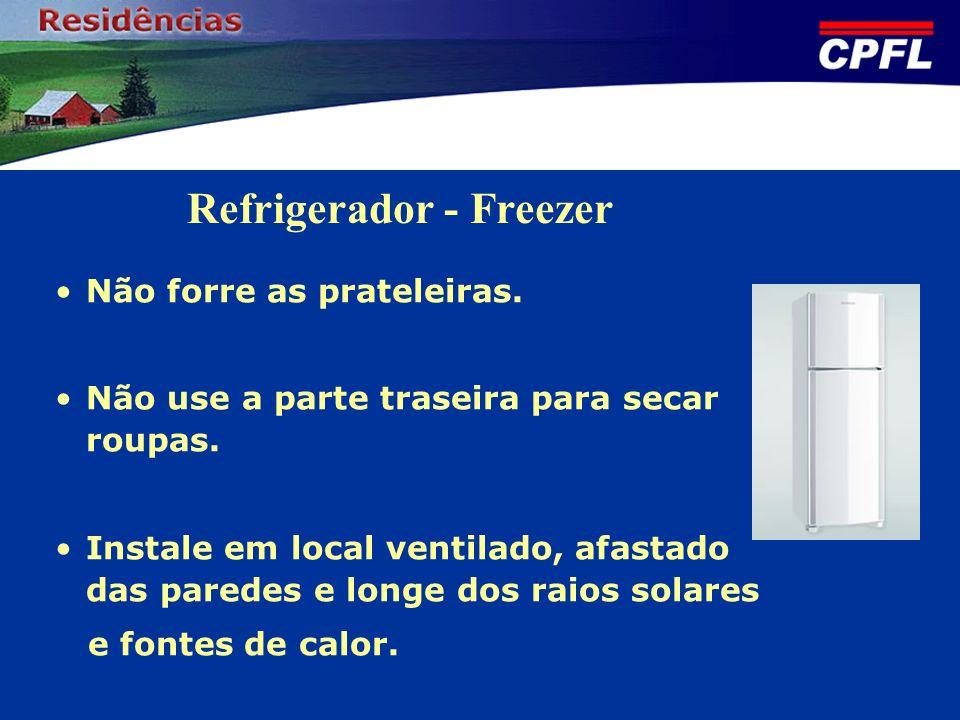 Refrigerador - Freezer